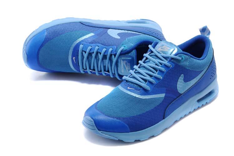 grand choix de 6966a 76674 nike air max toute bleu