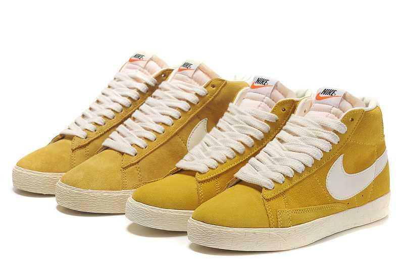 Nike jaune moutarde femme - Blazer jaune moutarde ...