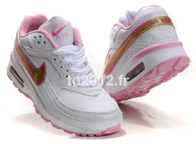 quality design 37545 53889 Nike Air Max 90 Bw Femme Rouge Bleu Retro