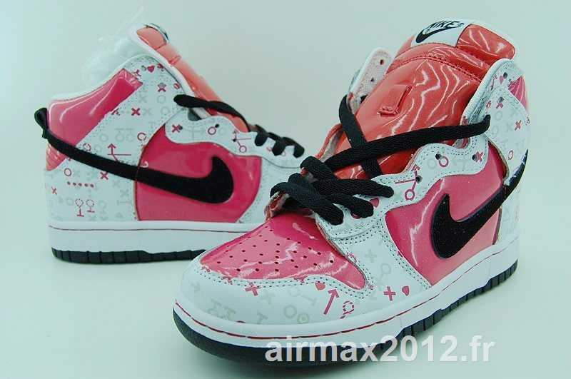 nike jr playtime - nike dunk high femme France