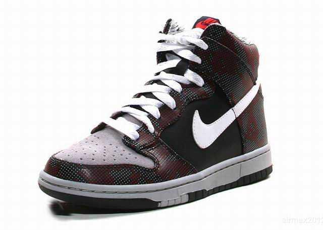 best service 62a44 be0e3 Nike Sb Dunk High Femme Nike Sb What The Dunk Pascher Retro